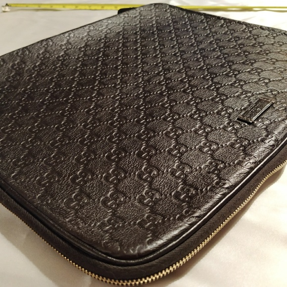Case bag laptop paper Gucci 13*16 inches